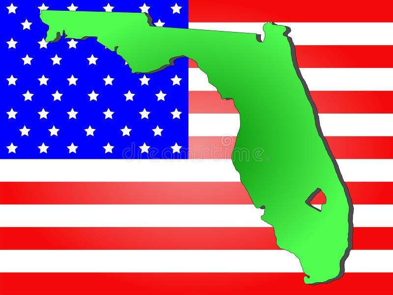 Condizione di Florida royalty illustrazione gratis