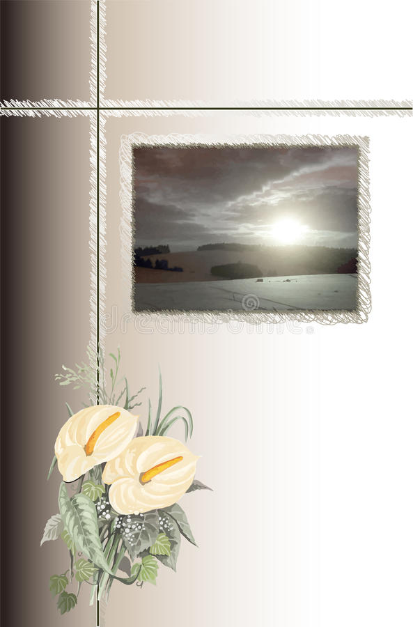Condolence Royalty Free Stock Images