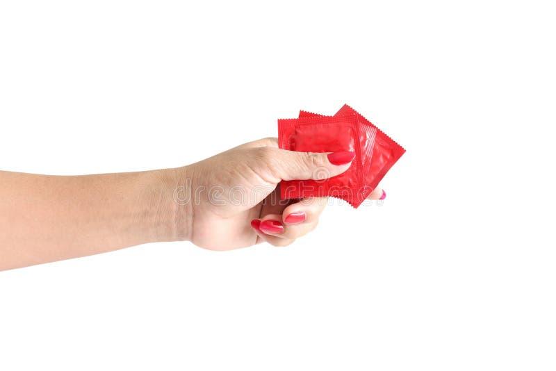 condom stock afbeelding