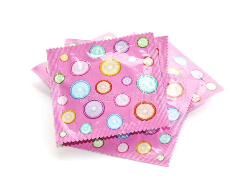 condom stock foto