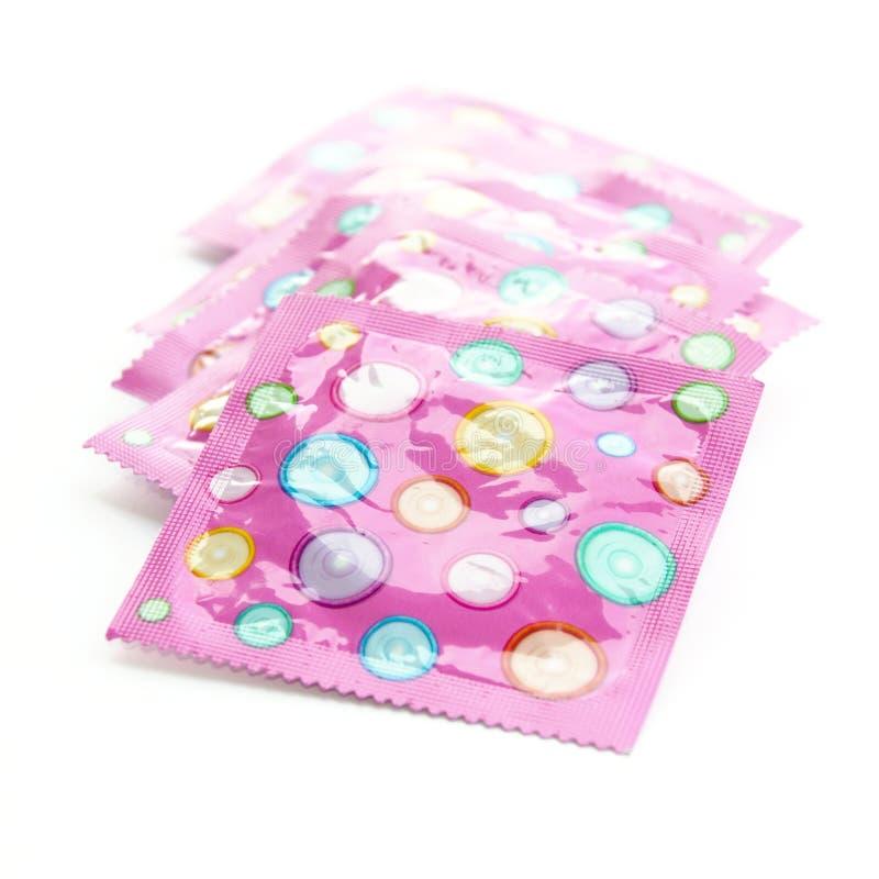 condom royalty-vrije stock afbeelding