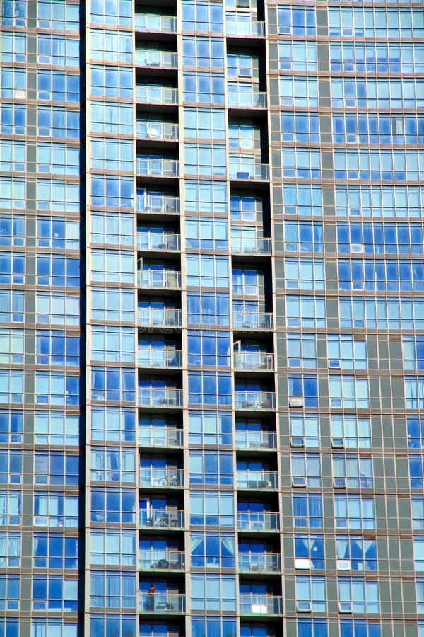 Condominio moderno immagini stock libere da diritti
