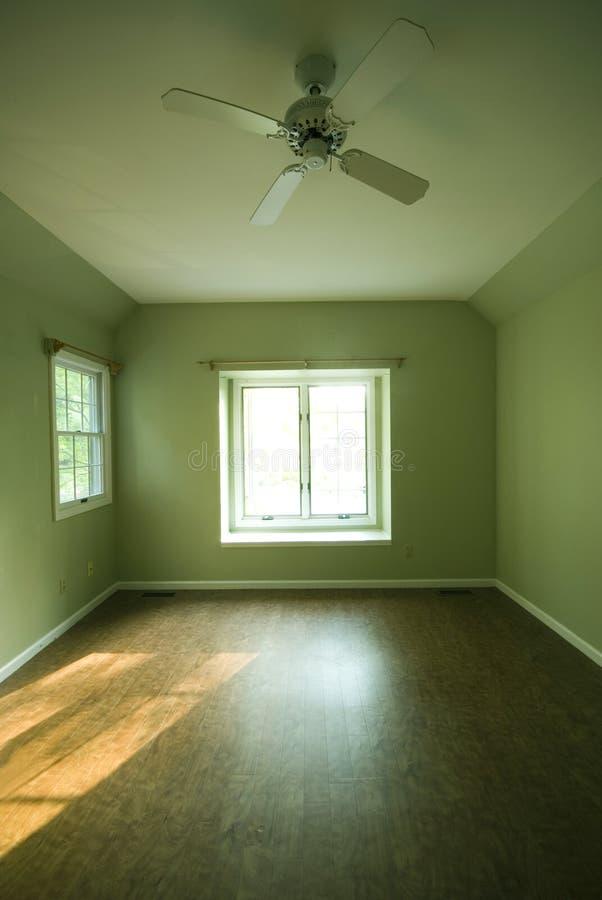 Condominio vuoto della stanza fotografie stock