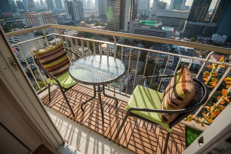 condominium royalty-vrije stock afbeelding