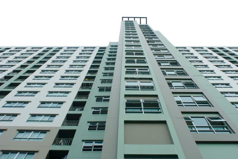 Condominium In Bangkok Royalty Free Stock Images