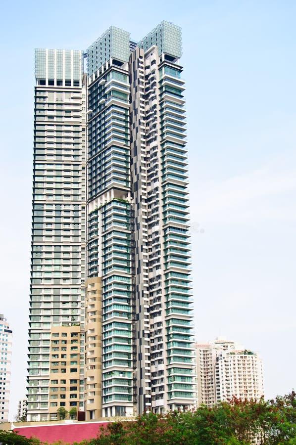 Condominium de luxe images libres de droits
