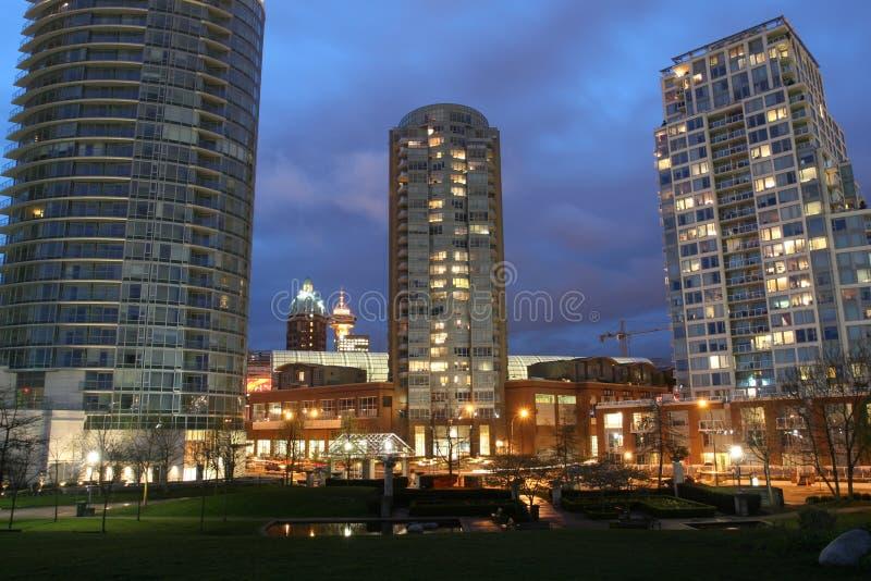 condominium lights στοκ εικόνες