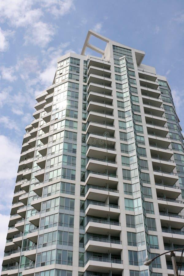 Condominium Tower Royalty Free Stock Image