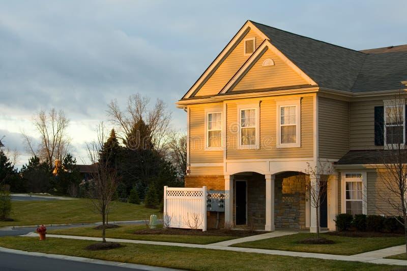 Download Condominium Unit Royalty Free Stock Image - Image: 1721406