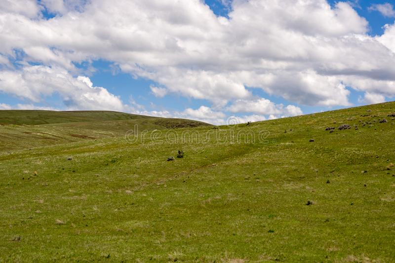 Condon-Hügel stockbilder
