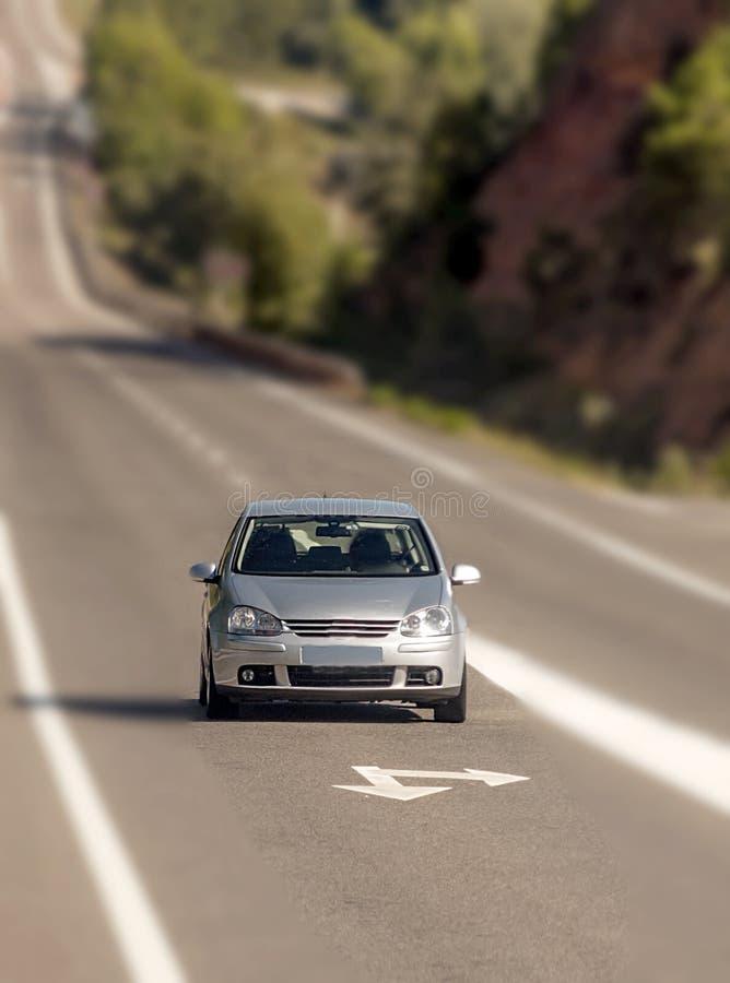 Conducción de automóviles imágenes de archivo libres de regalías