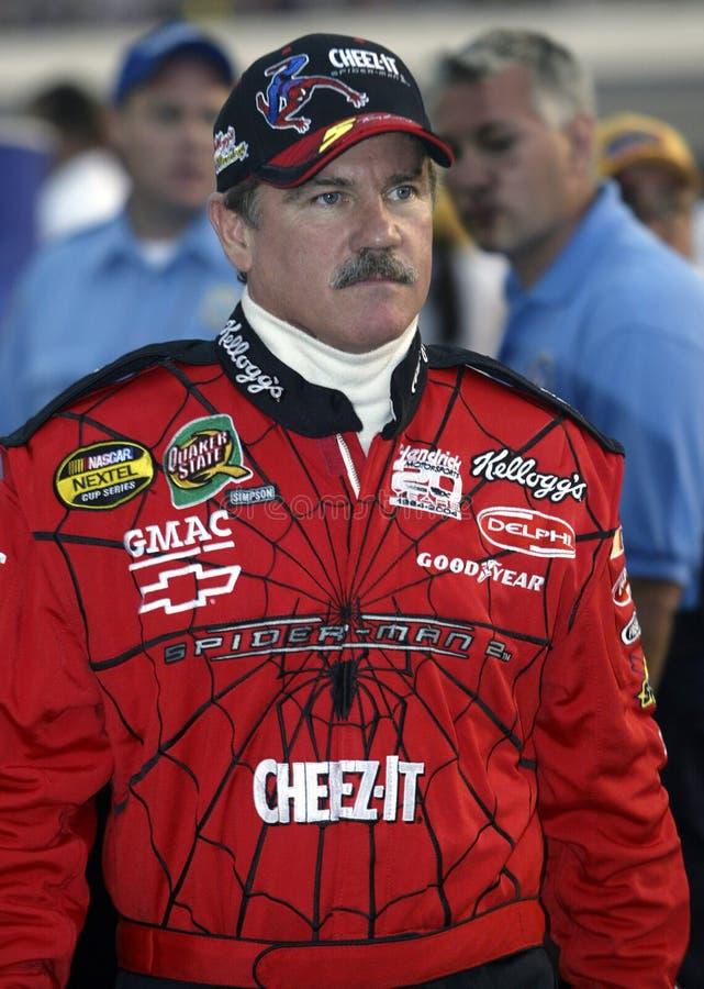 Conducteur Terry Labonte de NASCAR photographie stock