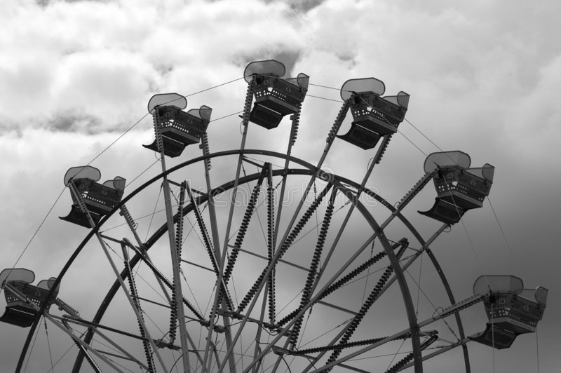 Conduite de carnaval   images libres de droits