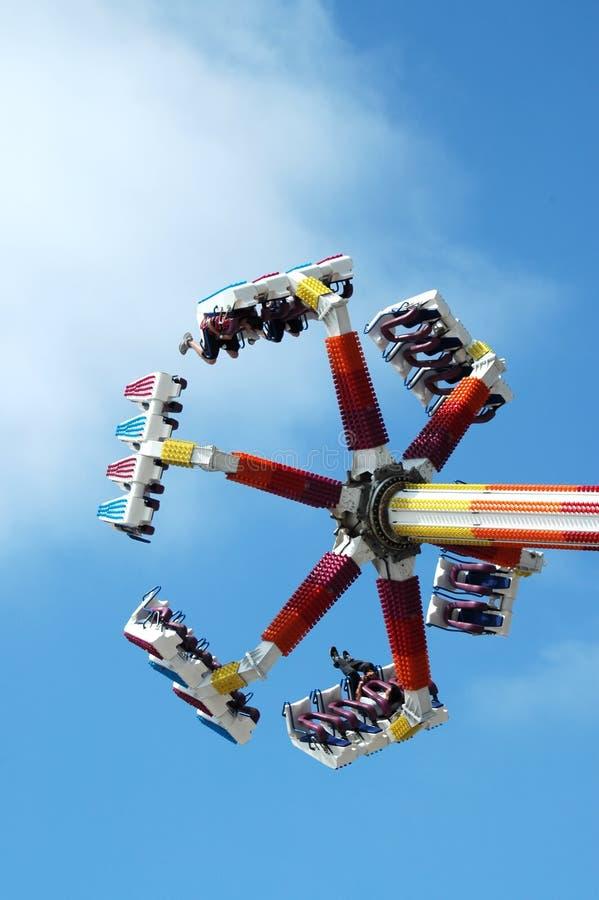 Conduite de carnaval photos libres de droits