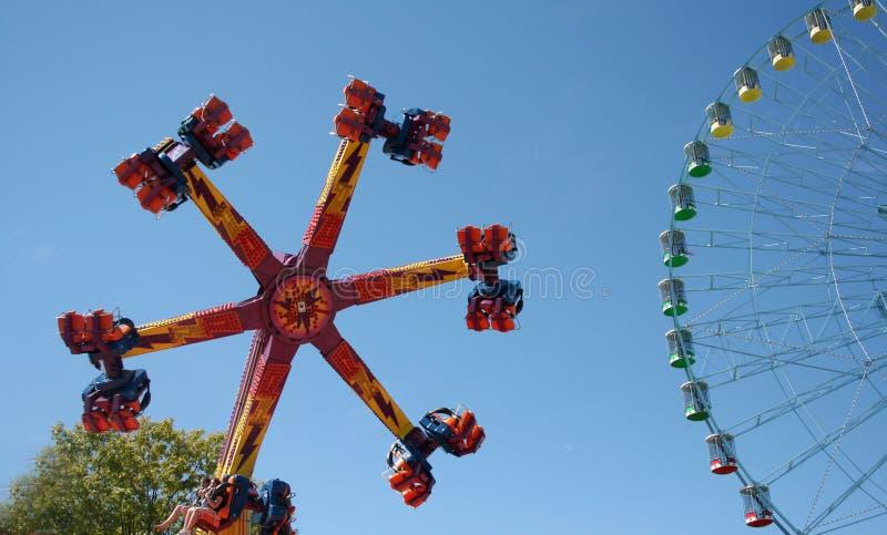 conduite de carnaval photographie stock libre de droits