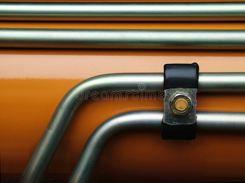 Conduttore fluido immagini stock