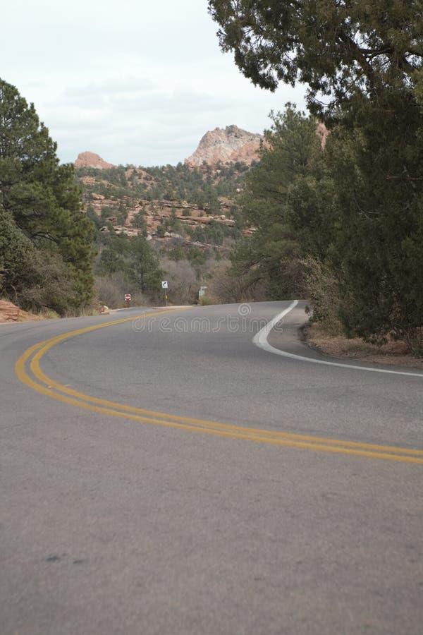 Conduzindo Colorado foto de stock royalty free