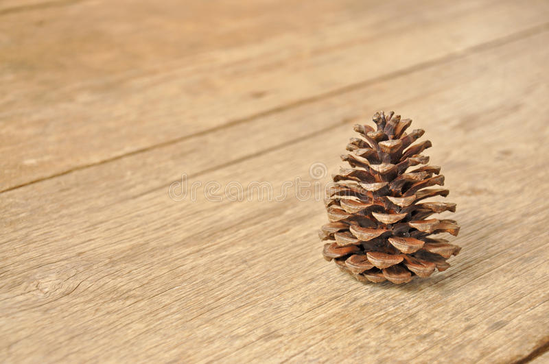 Cone Background Stock Image