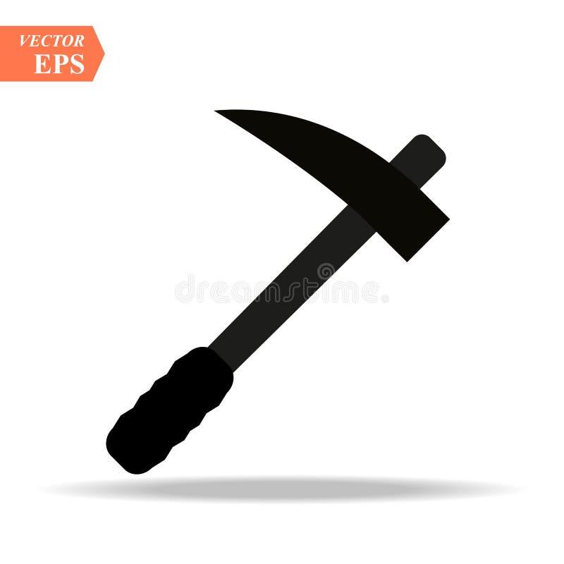 ?cone de Hummer Ilustra??o lisa do ?cone do vetor do hummer para a Web eps10 ilustração royalty free