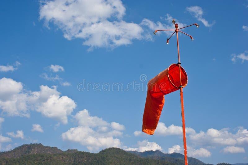 Cone de vento fotos de stock royalty free