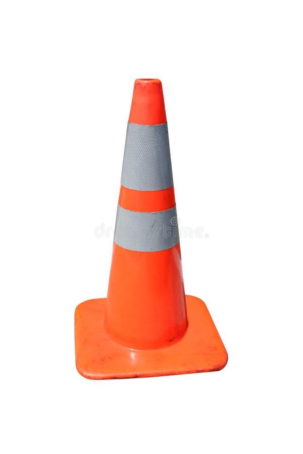 Cone do tráfego foto de stock royalty free