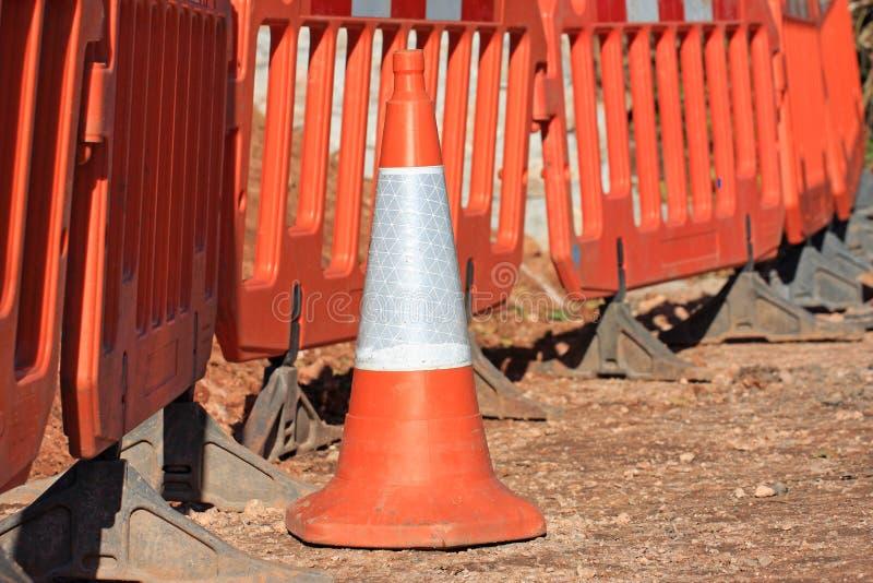 Download Cone do tráfego imagem de stock. Imagem de reparo, cone - 29842273