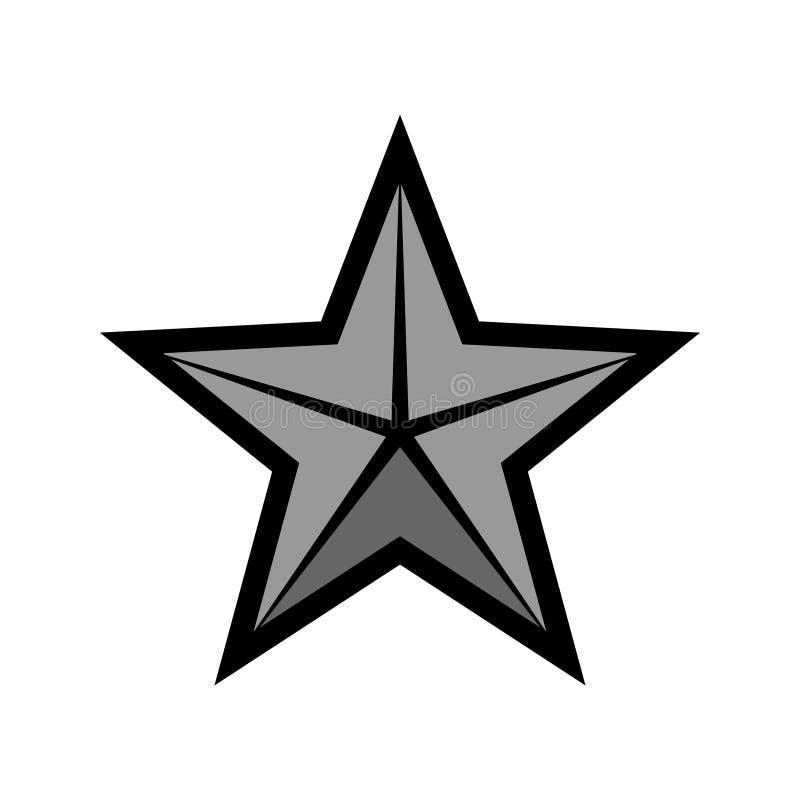 ?cone do vetor da c?mara de v?deo Logotipo da ilustração da câmera de filme S?mbolo do jogo Para a Web ilustração royalty free