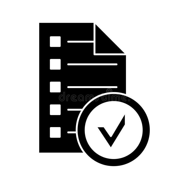 ?cone liso do vetor para o design web ilustração do vetor