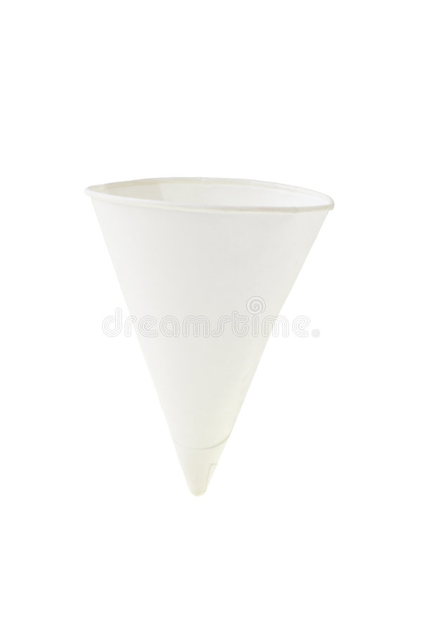Free Cone Shape Paper Cup Royalty Free Stock Images - 7826169