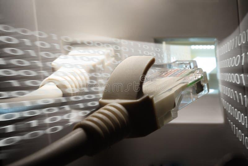 conect internety zdjęcie stock