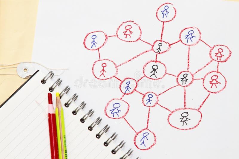 Conectivity ilustración del vector