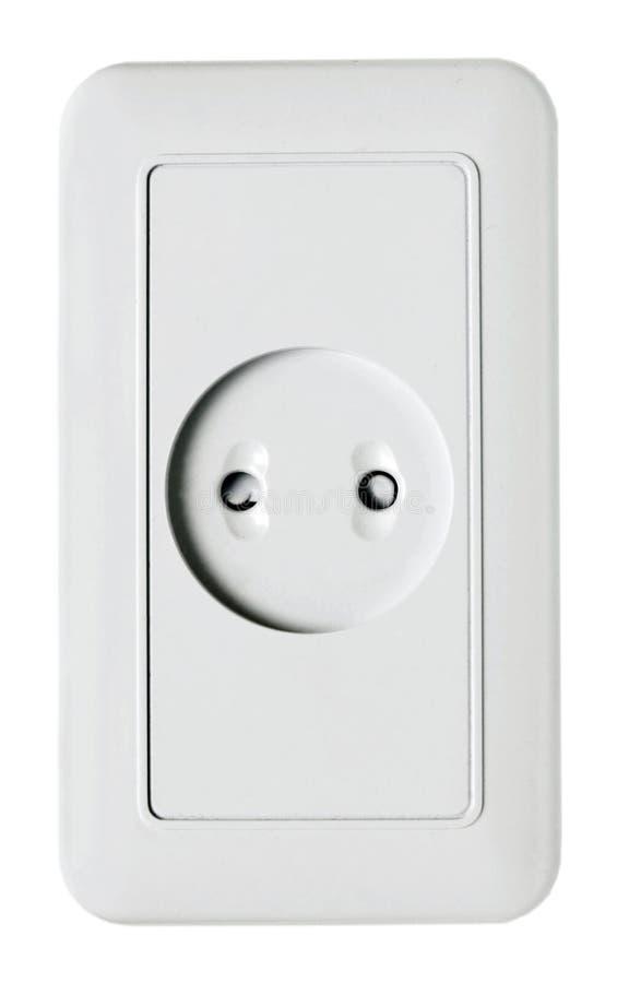 Conector elétrico imagens de stock