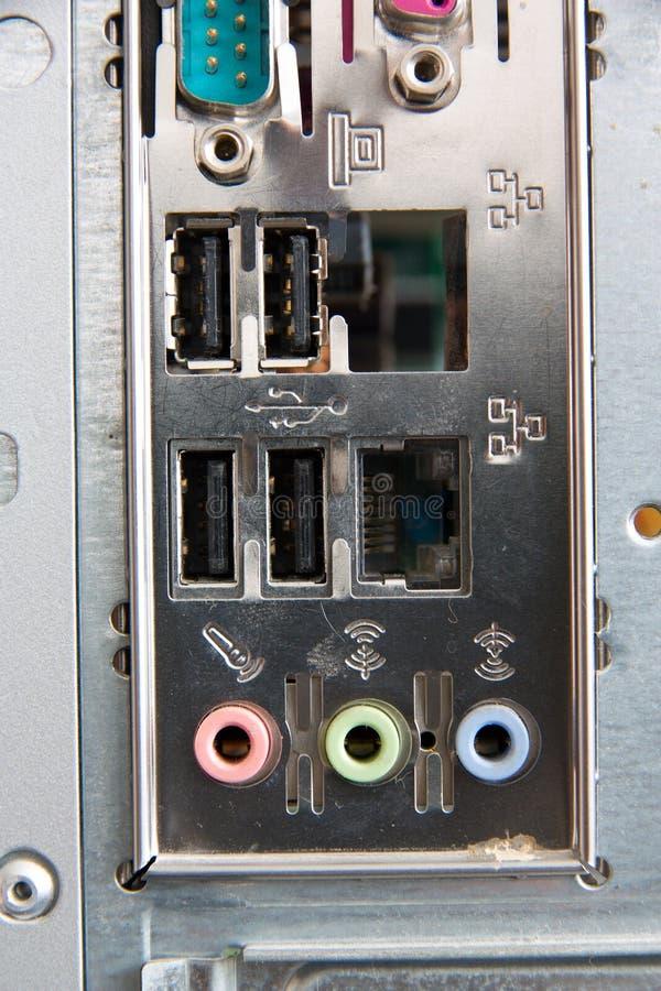 Conectores imágenes de archivo libres de regalías