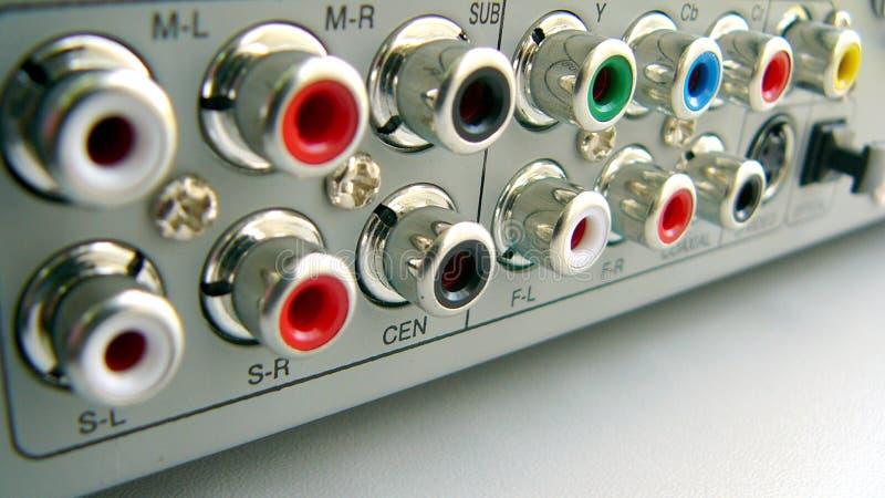 Conectores Do Avoirdupois Fotos de Stock Royalty Free