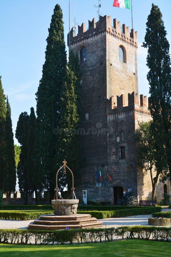 Castello E Giardini, In Conegliano, Veneto, Italia ...