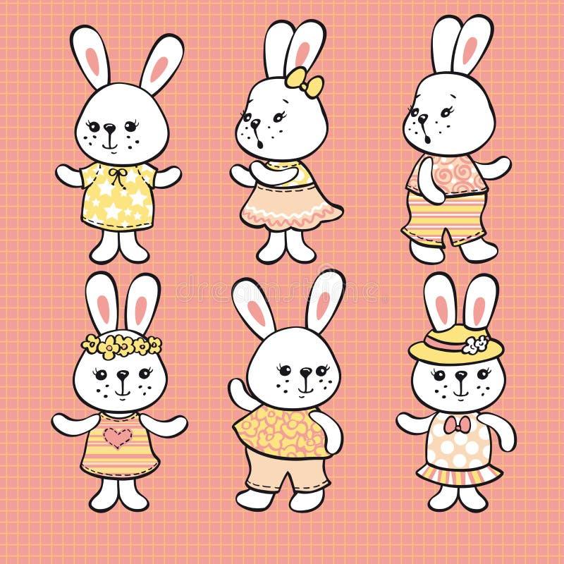 Conejos libre illustration