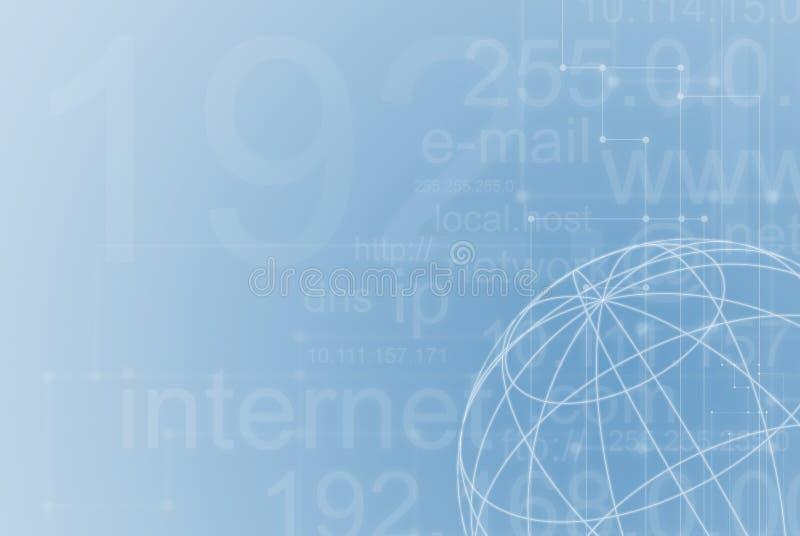 Conexión ilustración del vector