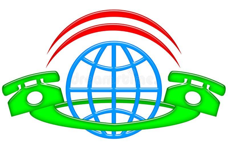 Conexiones internacionales libre illustration