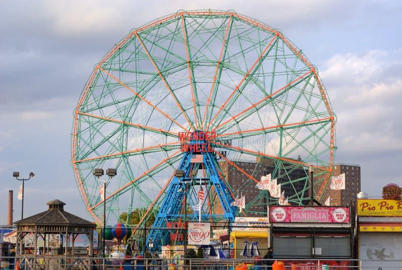 Coney Island stock photos