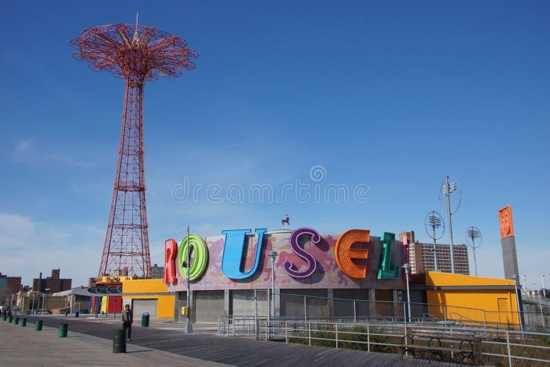 Coney Island foto de stock royalty free