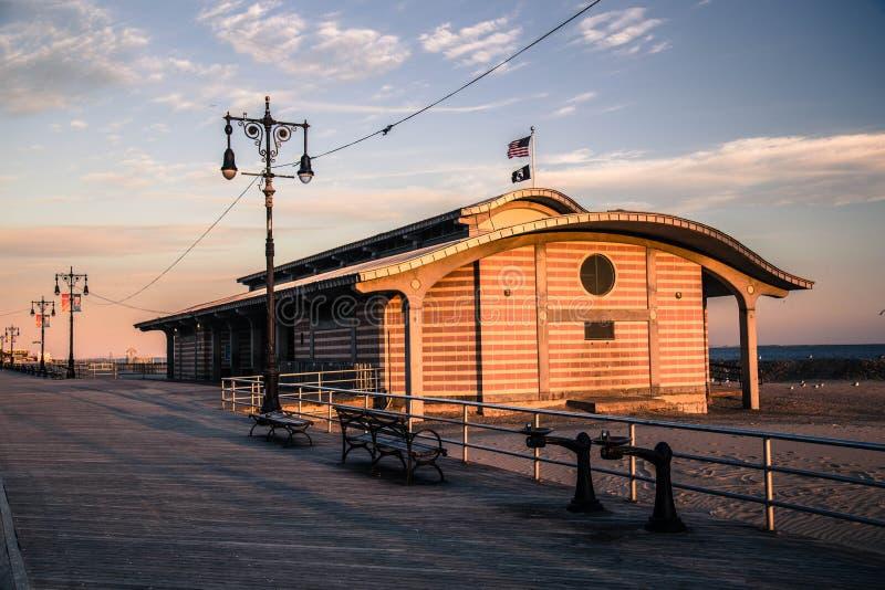 Coney Island, Brooklyn obrazy stock