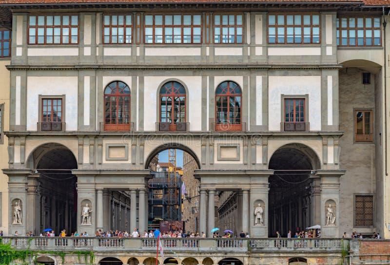 Conférence générale de la ville de Florencia Italia image libre de droits