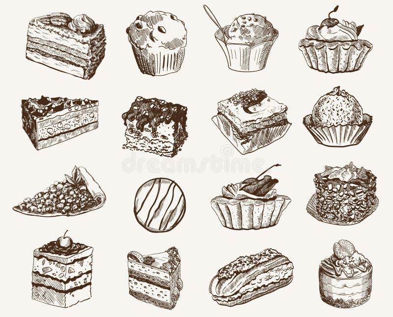 confectionery απεικόνιση αποθεμάτων