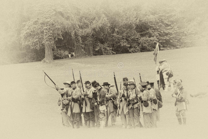 Details about  /Expeditionary Force American Civil War Confederate Infantry Army