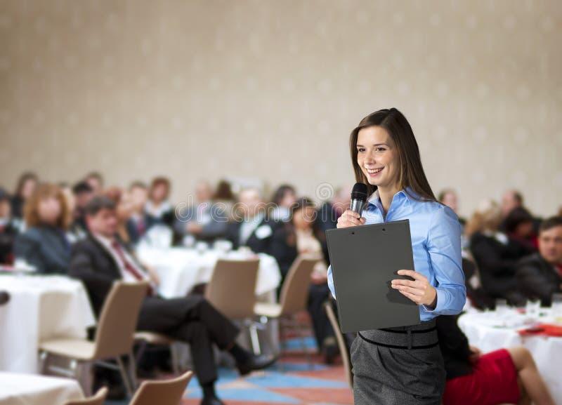 Conferência de negócio