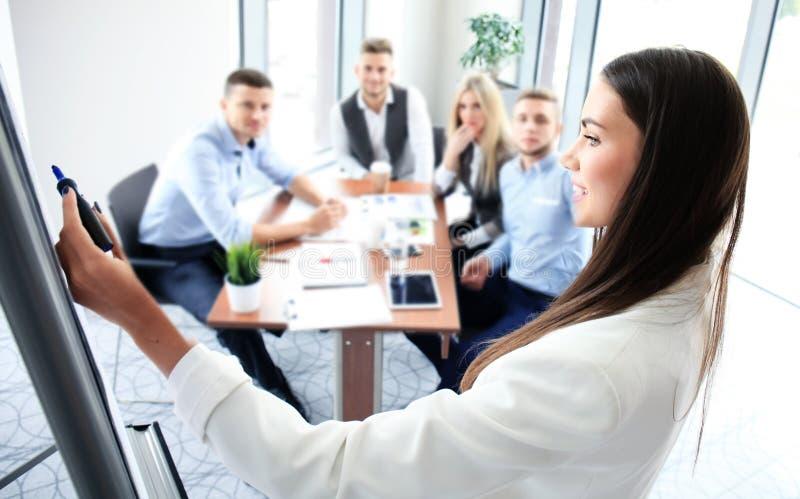 Conferência de negócio imagem de stock