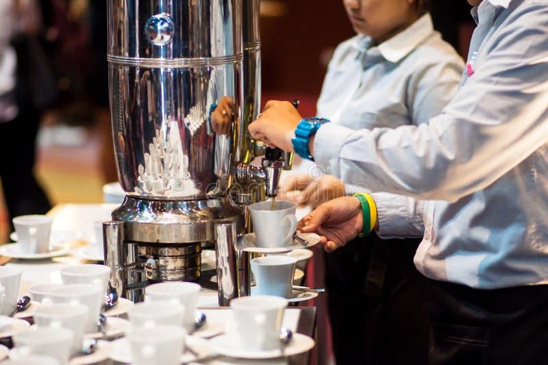 A conferência e os centros de convenções atenderam ao International fotos de stock royalty free