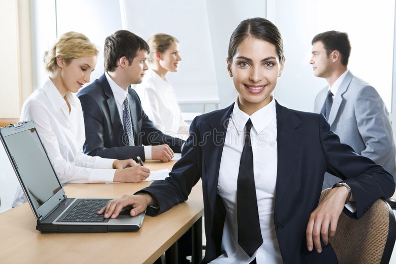 Download Conference stock photo. Image of concentration, discussion - 2560136