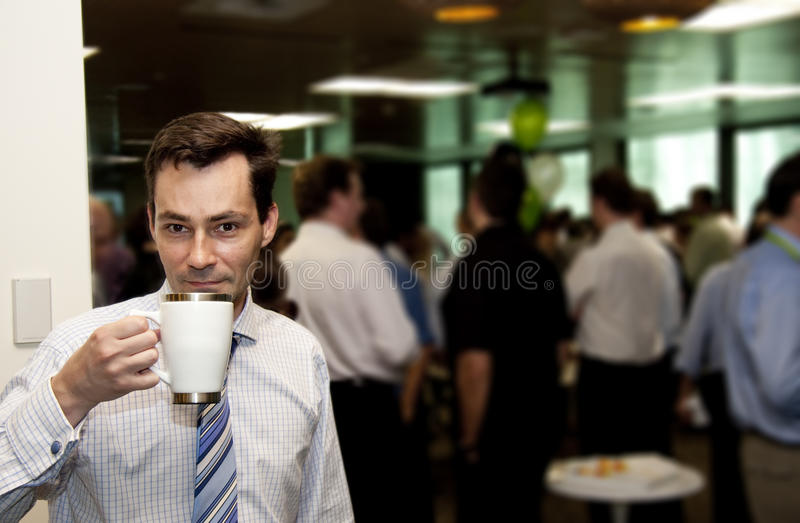 Download Conference Coffee Break stock photo. Image of drinks - 14179704