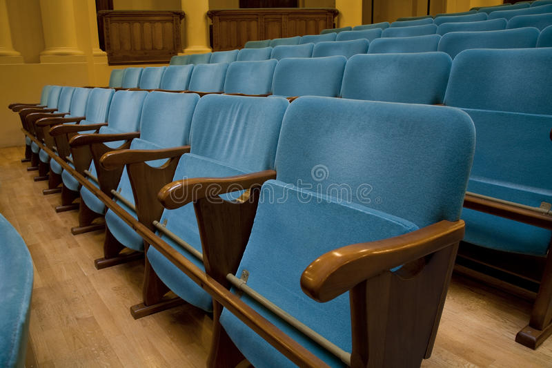 Download Conference hall stock photo. Image of stage, furniture - 18709176
